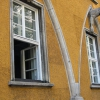 Denkmalgeschütztes Gebäude Agnesstraße München