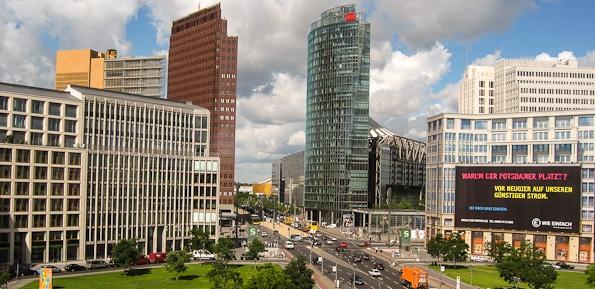 Wohn- und Geschäftshaus Berlin
