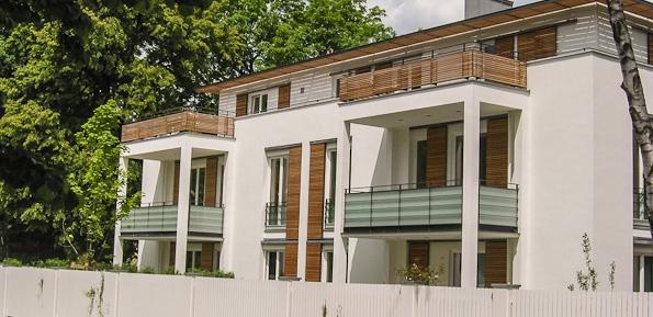 Wohnhaus 8WE Pienzenauerstraße München