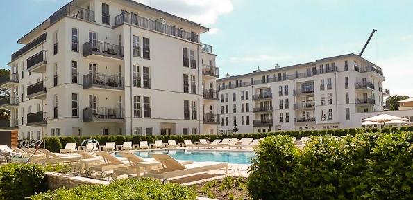 Resort Hotel Kaiserbad Heringsdorf