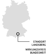 Standort Ingenieurbüro Rauch